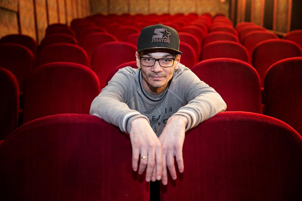 Kovacs Gellert mozi vetites 2016.01.27. foto:Horvath Peter Gyula