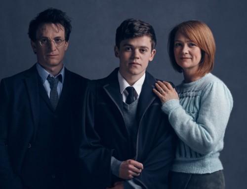 Ismerje meg a felnőtt Harry Potter családját!