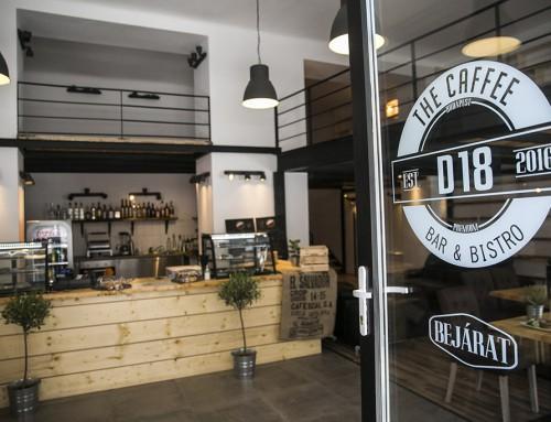 Feketébb a feketénél – A D18 kávézóról