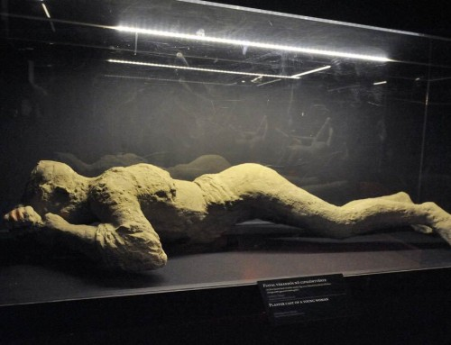 Fantasztikus leletek a Pompeji kiállításon