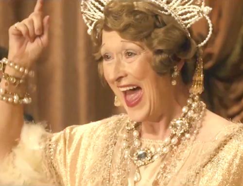 Meryl Streep a Mary Poppins-film folytatásában