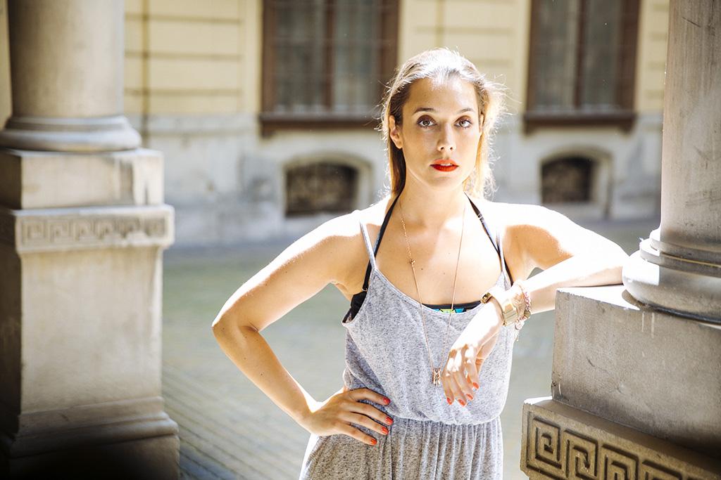 Pálmai Anna Junior Príma díjas magyar színésznő, a budapesti Katona József Színház tagja Fotó: Horváth Péter Gyula