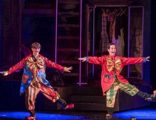 Noha várna a bánya – Billy Elliot az Operában