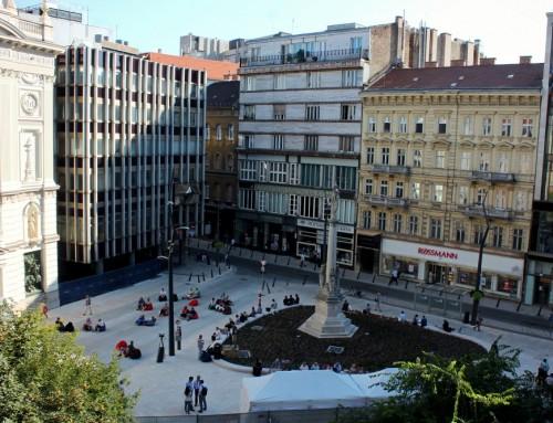 Fesztivállal köszönti az őszt a megújult Szervita tér