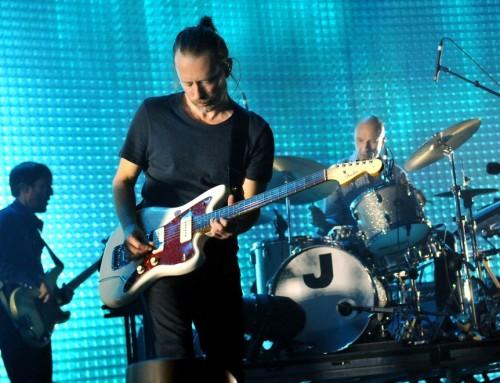 A Radiohead biztos fellép jövőre a Glastonburyn