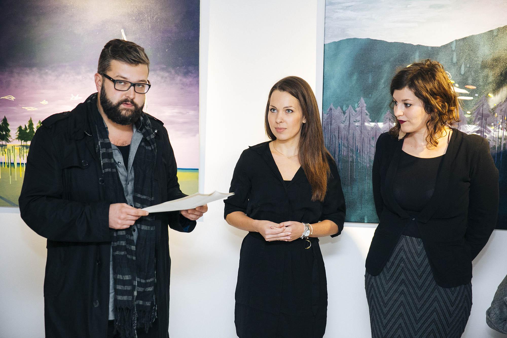 Benkő Lilla kiállítás 2016.11.14. Fotó: Horváth Péter Gyula
