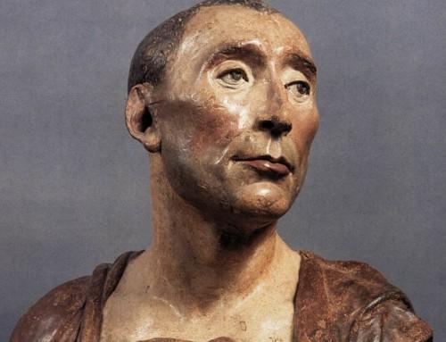 Visszapillantó tükör – 550 éve halt meg Donatello