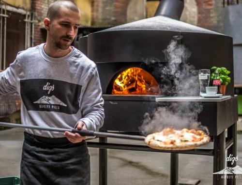 Nápolyt látni és megenni – Az igazi nápolyi pizza a Belvárosban