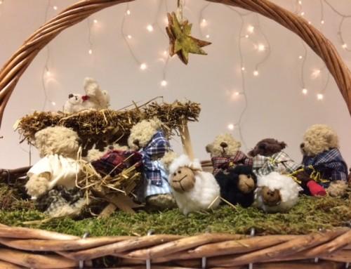 Mackó nélkül nem ünnep a karácsony!- Így készül a kedves plüss figura (VIDEÓ)