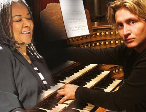Rhoda Scott és Varnus Xavér karácsonyi nagykoncertet ad az Arénában