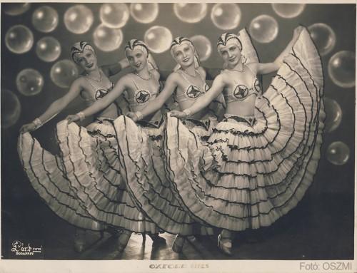 Pajzán éjek, bűnős élvezetek: ilyen volt az éjszakai élet Budapesten a '30-as években (VIDEÓ)