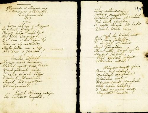 A Himnuszra emlékeznek a magyar kultúra napján Szatmárcsekén