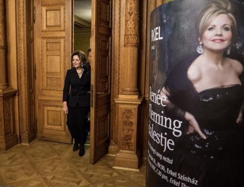 Zenei sokszínűségre törekszik a szombaton Budapesten koncertező Renée Fleming