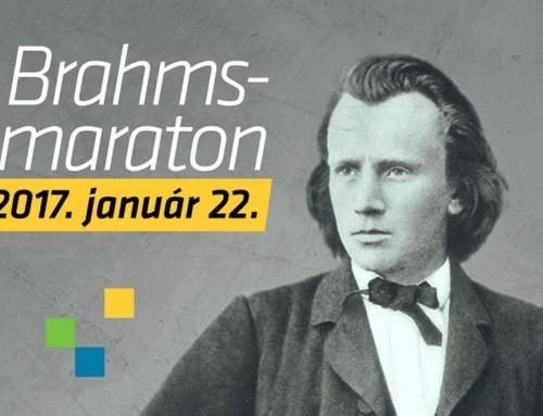 Brahms-maraton a Müpában és élőben az interneten