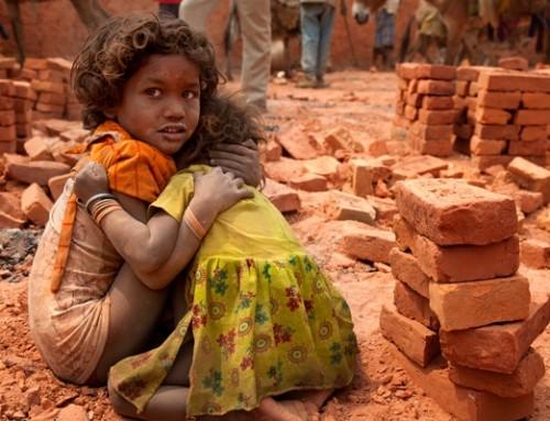A modernkori rabszolgaságot bemutató fotókiállítás nyílt Budapesten