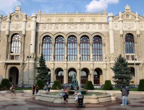 196 éve született az egyik legnevesebb magyar építész, a Vigadó atyja